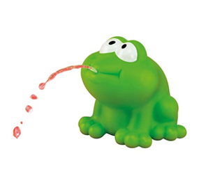Frog Squirter