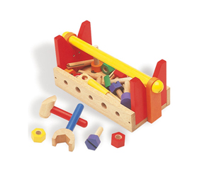 Wooden Kids Toolkit
