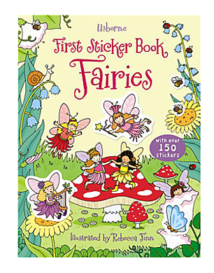 First Sticker Book: Fairies