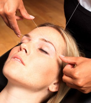Shavata Eyebrow Threading