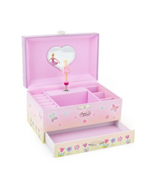 Musical Fairy Jewellery Chest