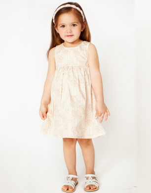 Little Girls Summer Dresses  StyleNest