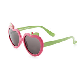 Accessorize sunglasses