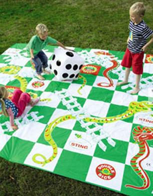 Outdoor Fun Games