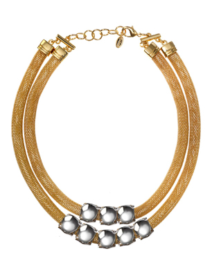 Tubular Chain Necklace