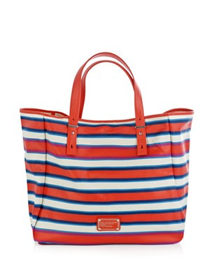 Marc by Marc Jacobs Jacobsen Stripe Bag