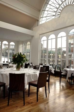 Roast Restaurant Interior