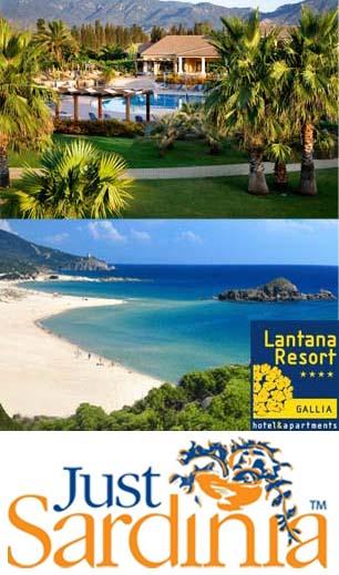 sardinia beach and hotel resort