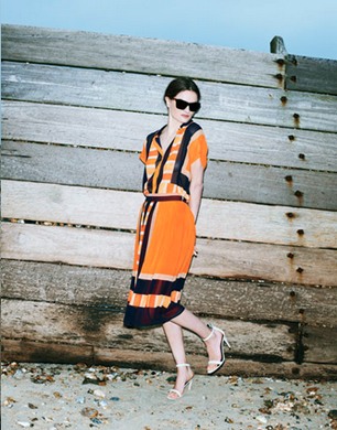 Whistles ss12 colour block collection
