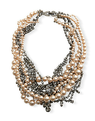 Tom Binns Tangled Necklace