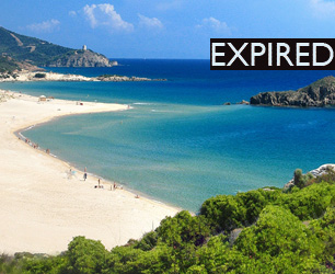 WIN A HOLIDAY TO SARDINIA