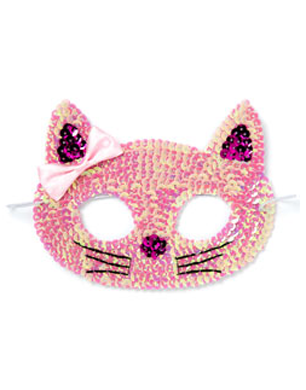 Cat Sequin Mask