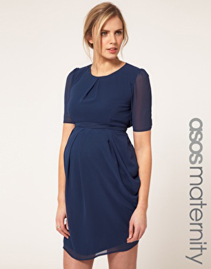 Maternity Tulip Dress