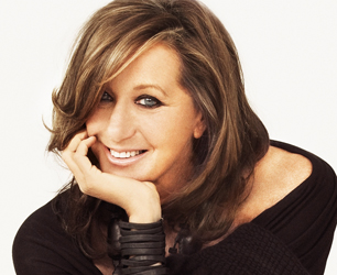 5 Mins With Donna Karan Image Credited by Ruven Afanador