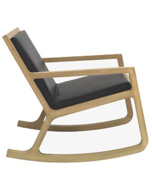 best rocking chairs stylenest. Black Bedroom Furniture Sets. Home Design Ideas