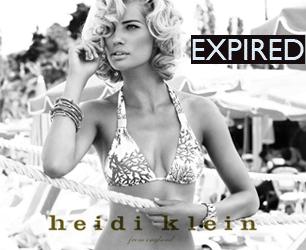 Heidi Klein SS12 CLOSED