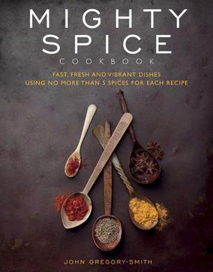 Mighty Spice Cookbook Competiton