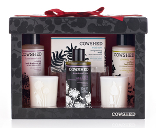 Cowshed Summer Discount Knackered Wild Grumpy Cow