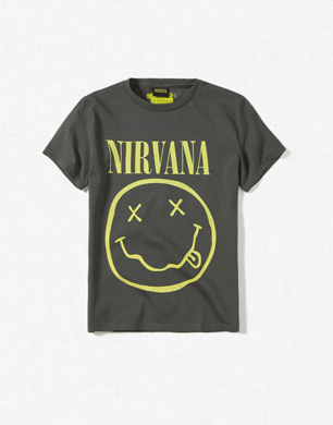 Make a bold statement with our Nirvana T-Shirts, or choose from our wide variety of expressive graphic tees for any season, interest or occasion. Whether you want a sarcastic t-shirt or a geeky t-shirt to embrace your inner nerd, CafePress has the tee you're looking for.