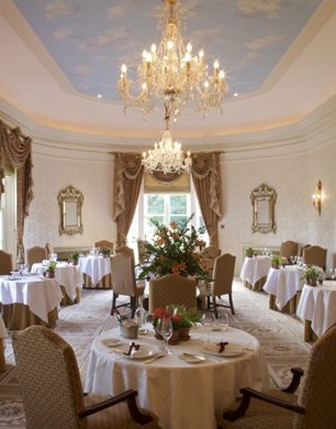 Lucknam Park Hotel Restaurant