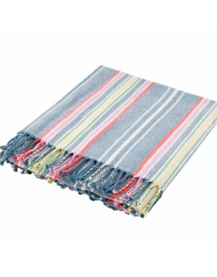 Cheshire Stripe Picnic Blanket
