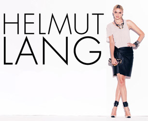 The Outnet UK Helmut Lang look