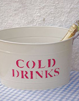 Ella James 'Cold Drinks' Bucket