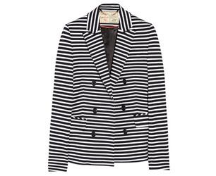 Striped Nautical J Crew Summer Blazers