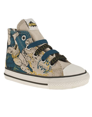Converse All Star Batman Print