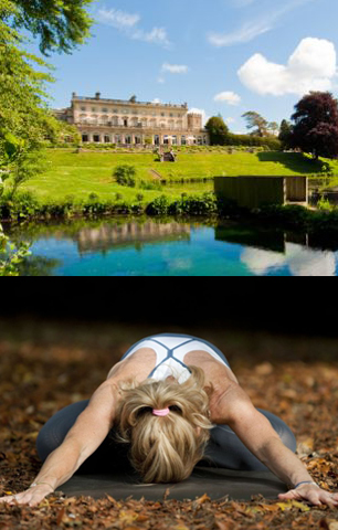 Cowley Manor UK Yoga Retreat