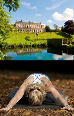 Cowley Manor UK Yoga Retreat