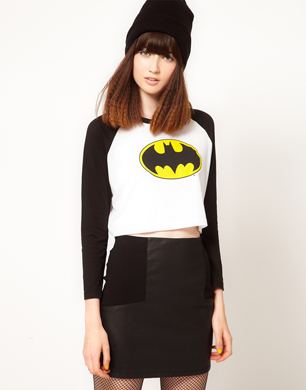 Lazy Oaf x Batman Exclusive Tee