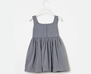 PINAFORE DRESS COS