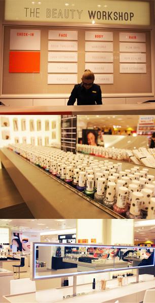 Selfridges Beauty Workshop