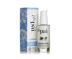 Pai Geranium thistle moisturiser