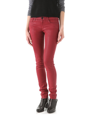 Habitual Red Skinny Jeans