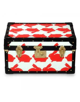 Kissing Rabbits Tuck Box