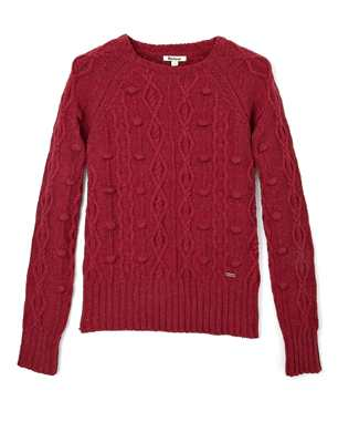 Barbour Lambswool Jumper