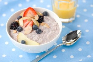 Blackcurrent bircher