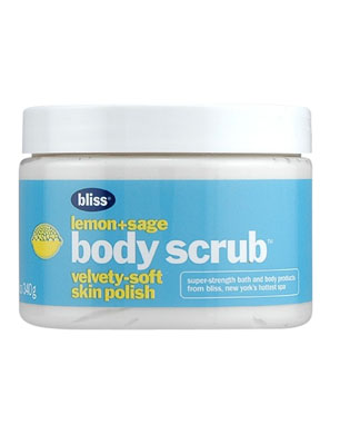 Bliss Lemon And Sage Body Scrub
