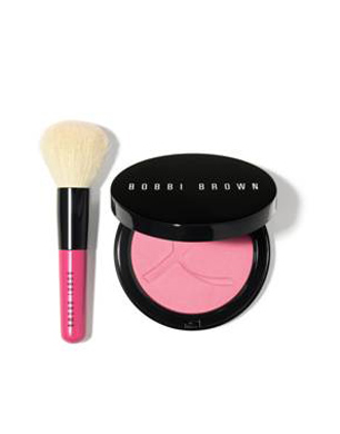 Bobbi Brown Limited Edition Breast Cancer Awareness Pink Peony Set