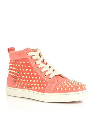 Christian Louboutin Louis Spike High Tops