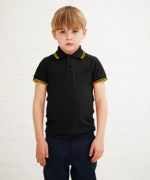 fred perry kids clothes