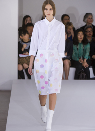 Jil Sander show, Spring Summer 2013, Milan Fashion Week, Italy - 22 Sep 2012