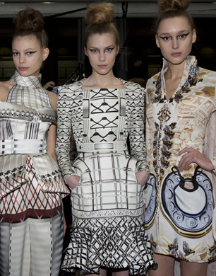 Mary Katrantzou Team Up With Vodafone