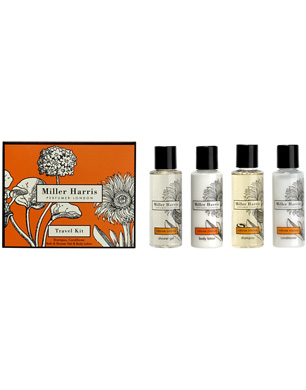 Miller Harris Citron Citron Travel Set