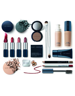 Liz Earle Range Layout Shot Colour Collection