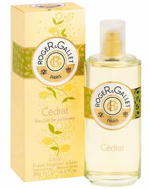 Roger and Gallet Citron Fragrant Water