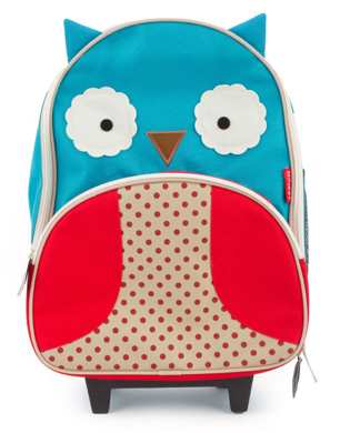 Skip-Hop Zoo-Let Luggage Owl