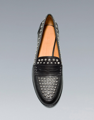 Studded Moccasin
